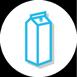 Riduzione consumo latte